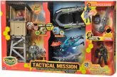 Bed Bath & Beyond The Corps Tactical Mission Playset with Boat