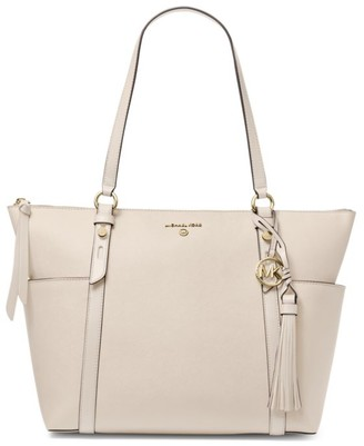 MICHAEL Michael Kors Medium Nomad Leather Tote