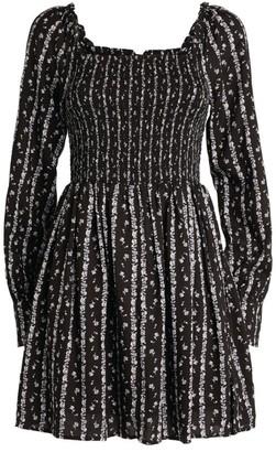 Paige Smocked Palmetto Dress