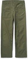 Orslow - Cotton-ripstop Trousers