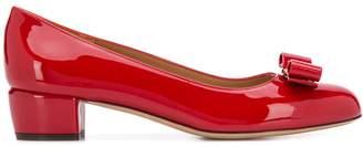Salvatore Ferragamo Vara Bow low-heel pumps
