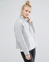 Monki Zip Detail Sweater