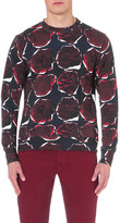 Paul Smith Rose-print sweatshirt