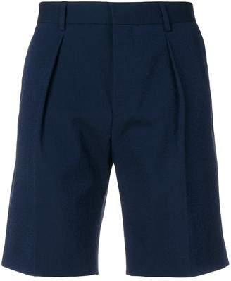 BOSS pleated shorts