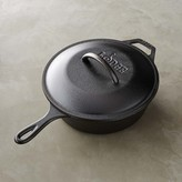 Lodge Cast-Iron Covered Deep Skillet