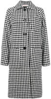 Marni houndstooth coat