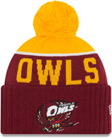 New Era Temple Owls Sport Knit Hat