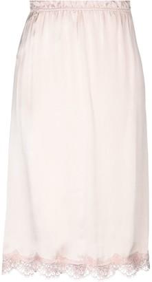 Icons 3/4 length skirts