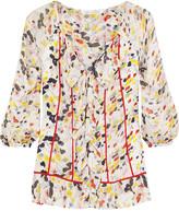 Mala floral blouse