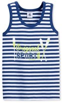 Petit Bateau Striped boys tank top