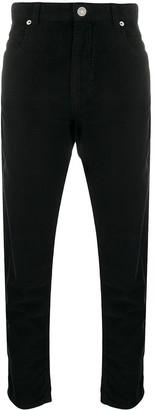 Etoile Isabel Marant Neaj mid-rise straight leg jeans