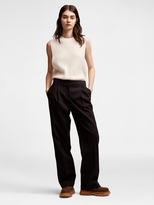 DKNY Pure Front Seam Pants