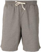 Universal Works beach shorts - men - Cotton/Linen/Flax - L