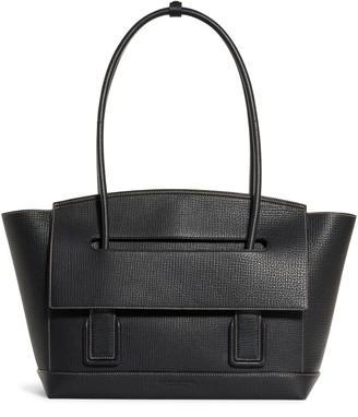Bottega Veneta The Arco 48 Leather Top Handle Bag