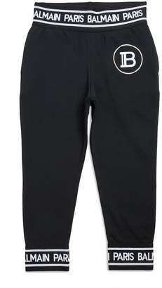 Balmain Logo Band Sweatpants