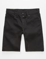 Black Cut Off Shorts For Men - ShopStyle
