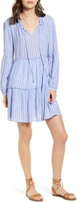 Rails Everly Long Sleeve Minidress