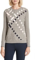 Ted Baker Women's Yessica Lattice Front Sweater