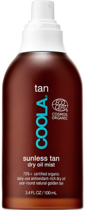 Coola Sunless Tan Dry Body Oil Mist