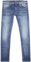 Replay Jondrill Blue Skinny Jeans