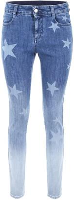 Stella McCartney Degrade Skinny Jeans