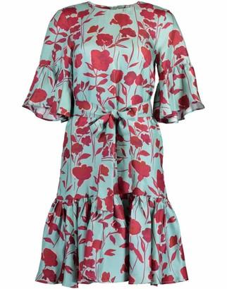 La DoubleJ Devon Short Curly Swing Dress