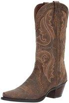 Ariat Women's Heritage X Toe Western Cowboy Boot