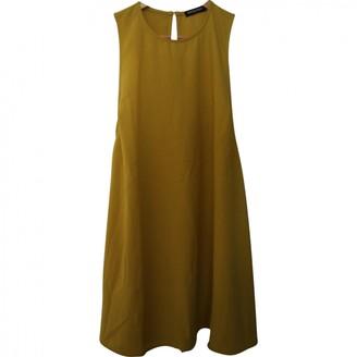 American Apparel Yellow Dress for Women