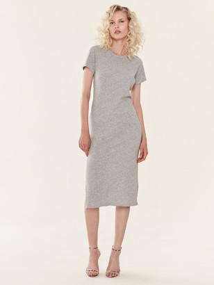 NSF Leah Short Sleeve T-Shirt Dress