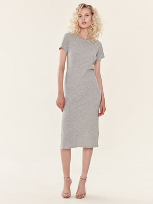 NSF Leah Short Sleeve T-Shirt Dress