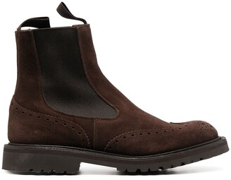 Tricker's Henry Chelsea boots