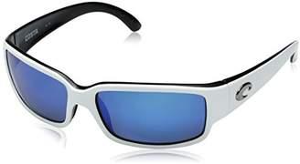 Costa del Mar Unisex-Adult Cabalitto CL 30 OBMGLP Polarized Iridium Wrap Sunglasses