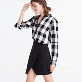 Madewell Silk Parkway Skirt