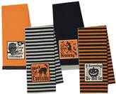 Design Imports Haunted House Cotton Dish Towels (Set of 4)