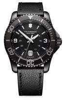 Victorinox Maverick Oval Stainless Steel Watch
