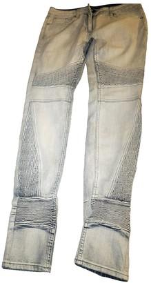 Sandro Fall Winter 2019 Grey Denim - Jeans Jeans for Women