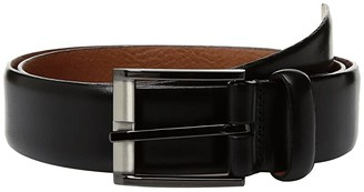 Trafalgar Matteo (Black) Men's Belts