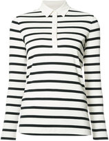 Bogner striped polo shirt - women - Cotton - 34