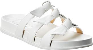 Alexandre Birman Lolita Leather Sandal
