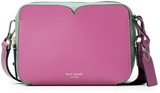 Kate Spade Medium Candid Leather Camera Bag