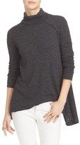 Free People Women's Split Back Turtleneck