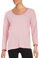 Nautica Jersey Lounge Top