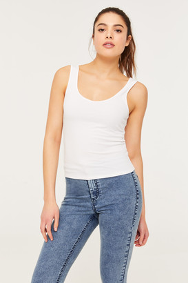 Ardene ME to WE Basic Ribbed Tank Top