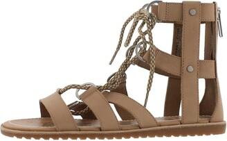 Sorel Women's Ella LACE UP Gladiator Sandals
