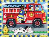 Melissa & Doug Kids Toy, Fire Truck Chunky Puzzle