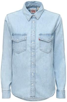 Levi's Cotton Denim Shirt