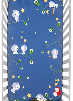 Magic Forest Crib Sheet
