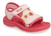Teva Infant Girl's Psyclone 4 Strawberry Sport Sandal