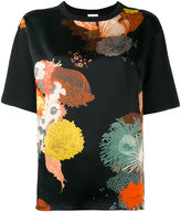 Dries Van Noten reefs print blouse
