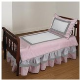Baby Doll Bedding Classic II Toddler Bedding Set - Pink